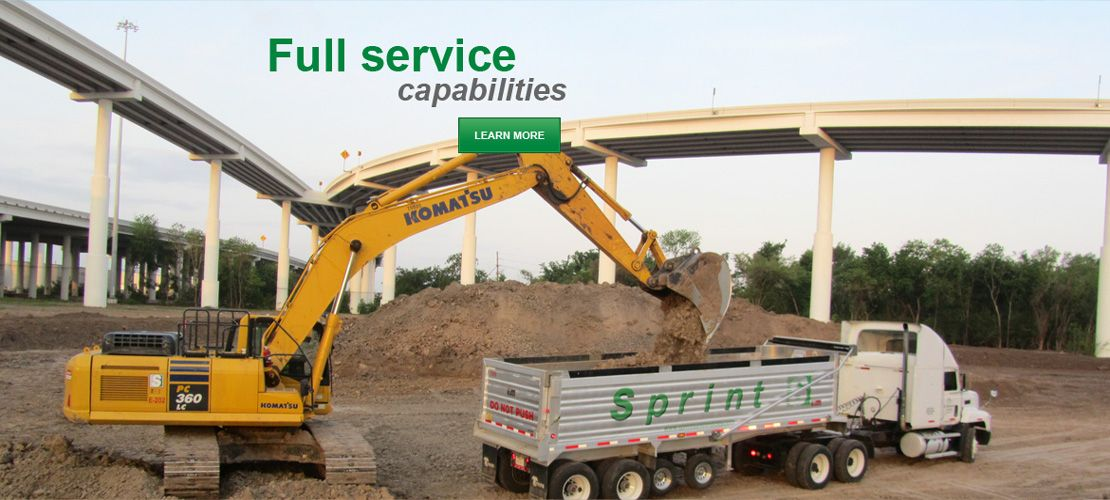 Full Service Capabilities Banner Image